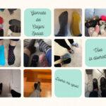 """GIORNATA DEI CALZINI SPAIATI Anche noi abbiamo aderito alla """"Giornata dei calzini Spaiati""""! Un'occasion…"""